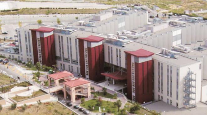 L'ospedale Madonna delle Grazie di Matera