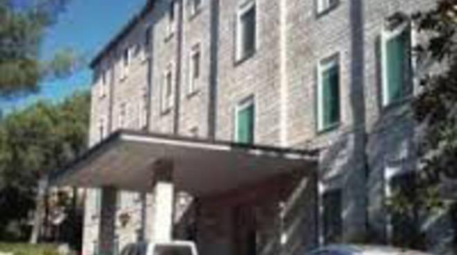 La casa di cura Don Uva