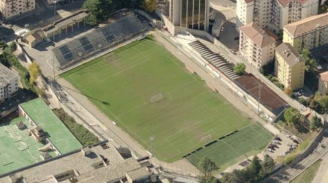 Lo stadio Viviani