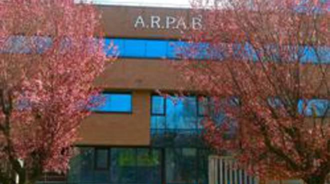 La sede Arpab di Potenza