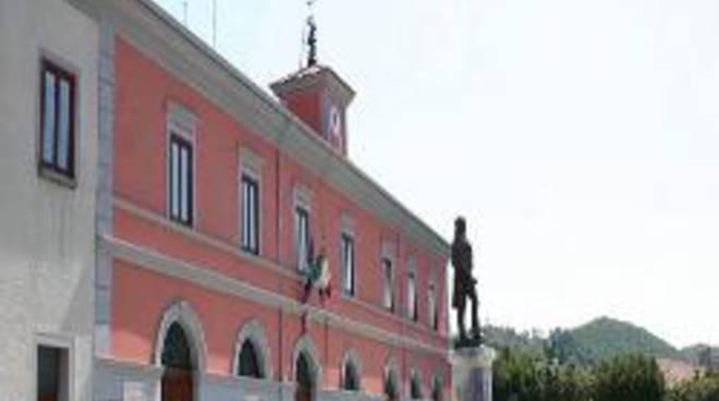 Il Municipio di Brienza