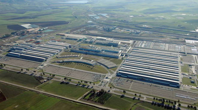 Area industriale San Nicola di Melfi