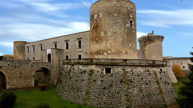 Il castello di Venosa