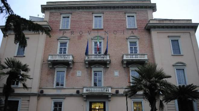 La sede della Provincia di Matera