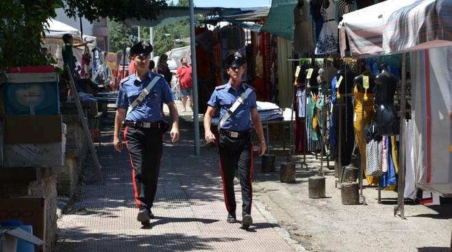 I carabinieri di Tricarico