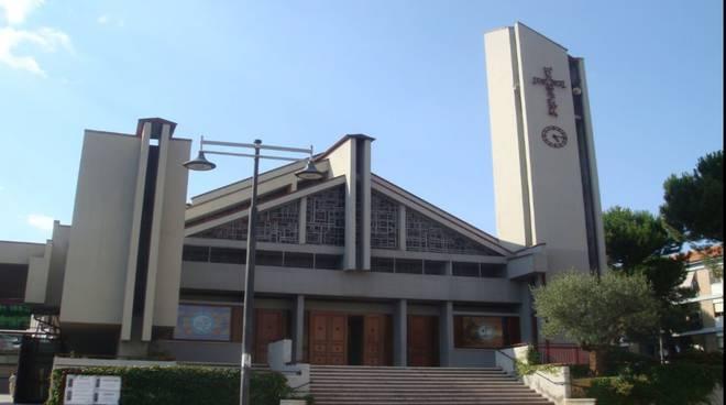 La chiesa di San Giovanni Bosco