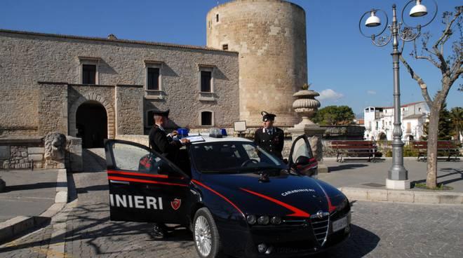 Carabinieri di Venosa