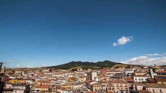 Panorama Rionero. (Foto di Gianluca Pisano)