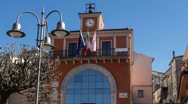 Il municipio di Tito