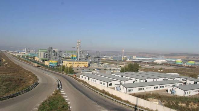 Zona industriale San Nicola di Melfi