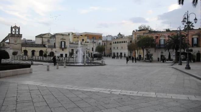 Piazza Vittorio Veneto, Matera