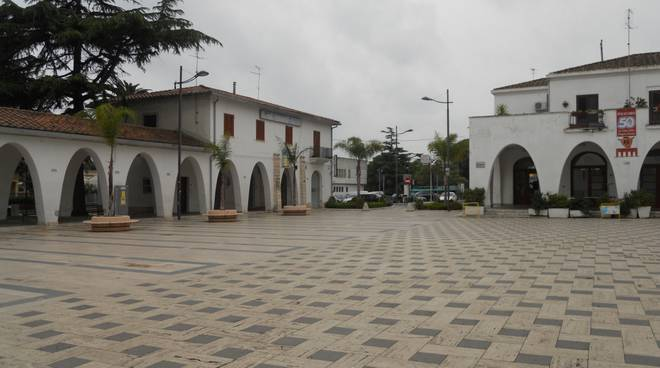 Piazza Eraclea, Policoro