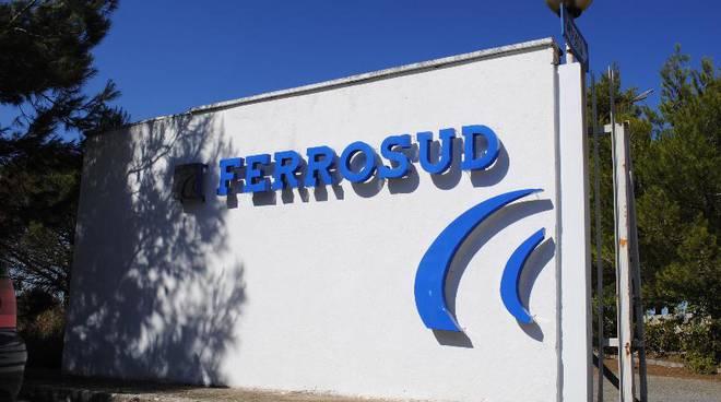 Stabilimento Ferrosud (Foto SassiLand)