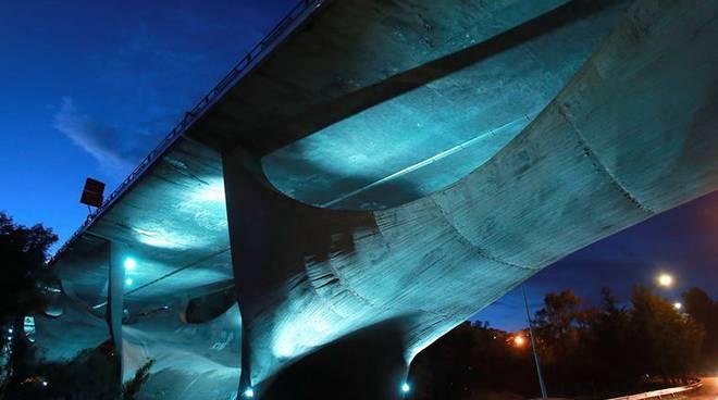 Il ponte Musmeci di Potenza