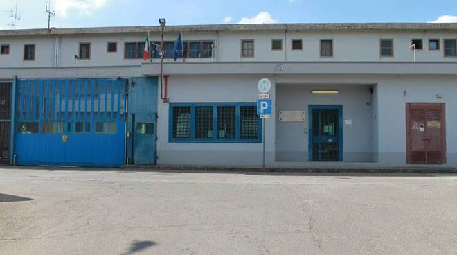 Carcere di Melfi (Foto melfilive.it)