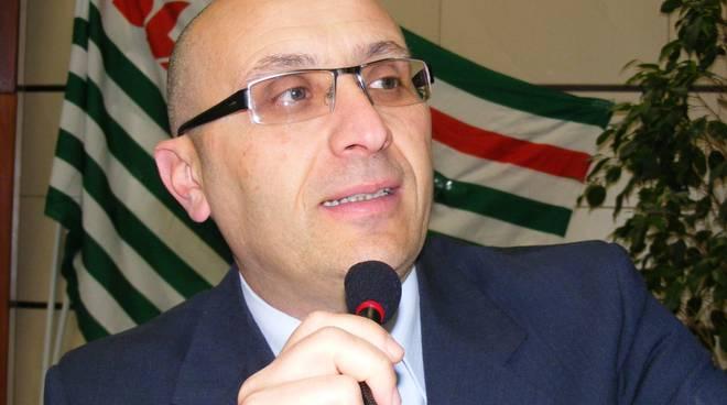 Enrico Gambardella, segretario generale Cisl Basilicata
