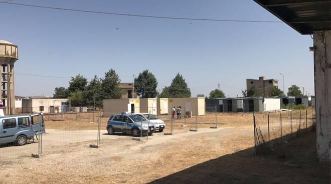 Centro accoglienza migranti Palazzo San Gervasio