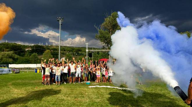 Color Party al Memorial Langone