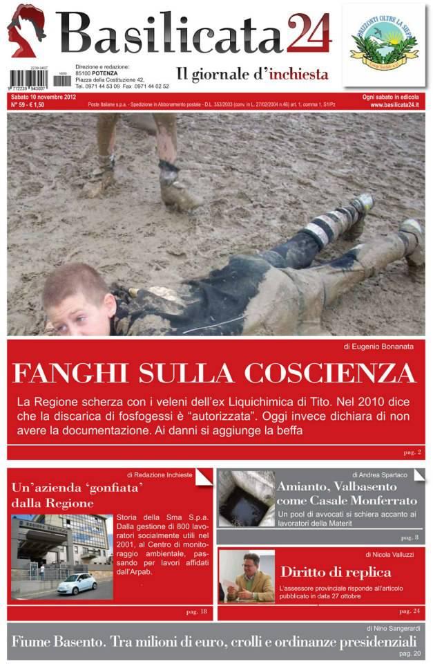 Le inchieste di Basilicata 24