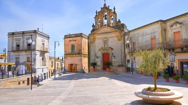 montescaglioso centro storico