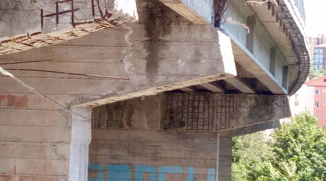 Ponte Rione Lucania Francioso, Potenza