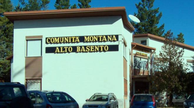 Sede comunità montana Alto basento
