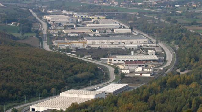 Area industriale Baragiano