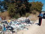 Il cumulo di rifiuti