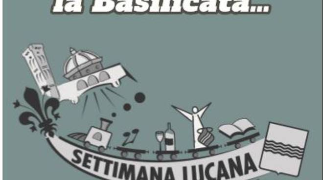Locandina Settimana Lucana a Firenze