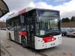 Autobus urbano, Potenza