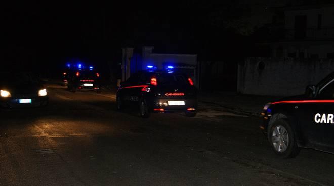 Foglio di via per tre pregiudicati fermati a Montescaglioso