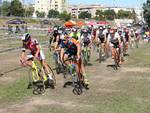 Ciclisti lucani in gara