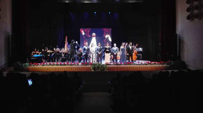 Concerto in memoria di Pavarotti