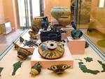 Corredo funerario del Vi secolo a. C. esposto al Museo Archeologico nazionale di Potenza