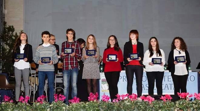 I giovani narratori premiati