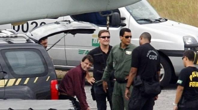 L'arresto di Cesare Battisti