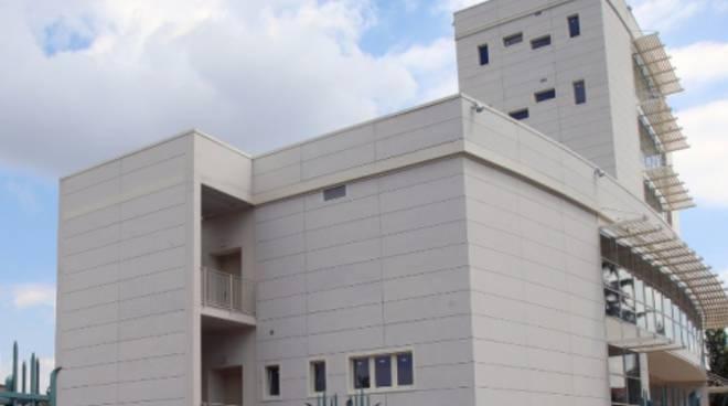 La Bibliomediateca provinciale (Foto Gazzetta del Mezzogiorno)