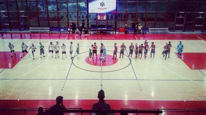 La gara Paul Mitchell Futsal 1919 Potenza- Futsal Senise