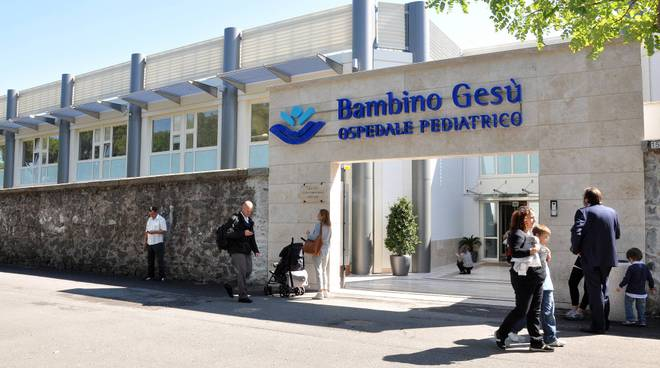 Ospedale Bambino Gesù