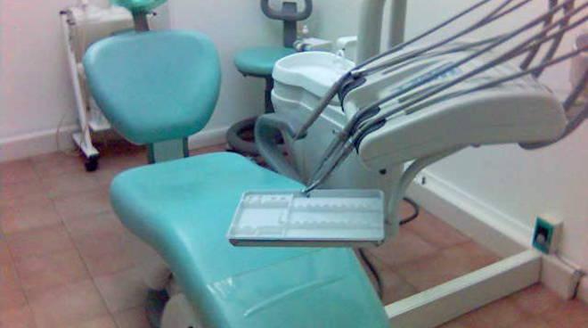 Poltrona dentista