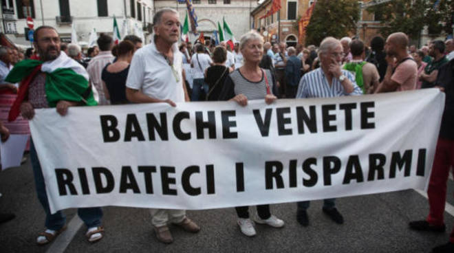 Protesta obbligazionisti