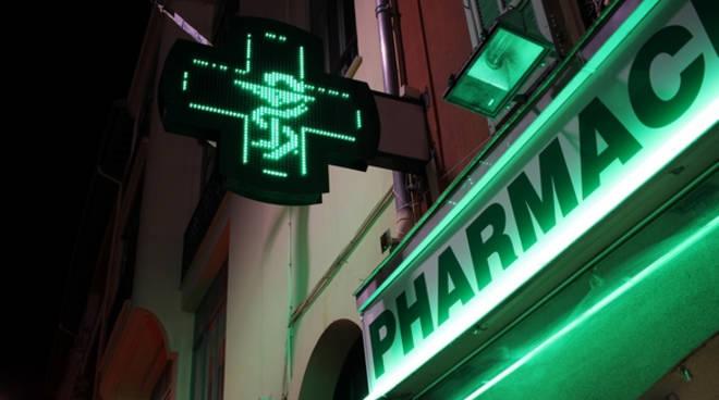 Farmacia notturna