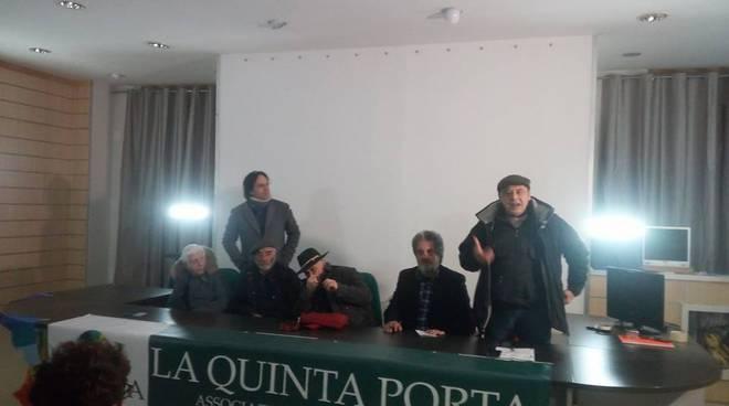 La conferenza stampa di Briganti d'Italia