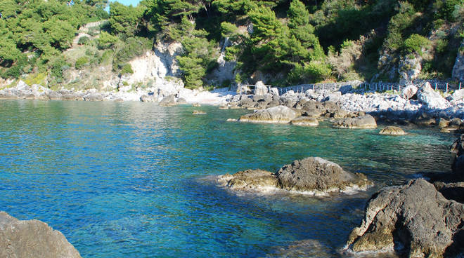 Spiaggia Maratea