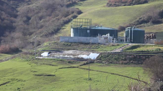 Centrale e biogas contrada Boscotrecase, Picerno