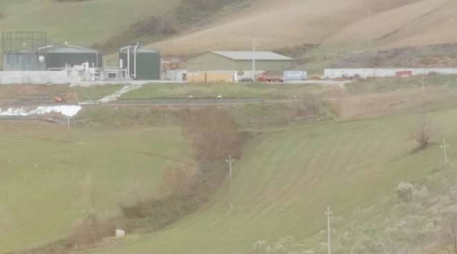 Centrale a biogas contrada Boscotrecase, Picerno