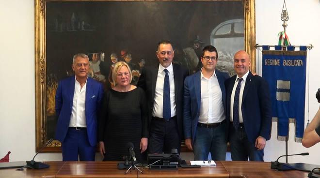 Giunta Pittella