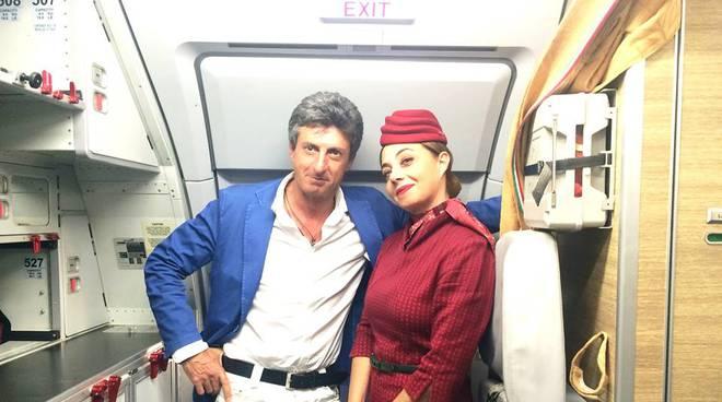 Nicky Persico e Marina Iuvara