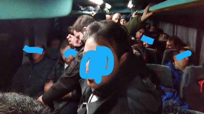 Autobus lavoratori Sata
