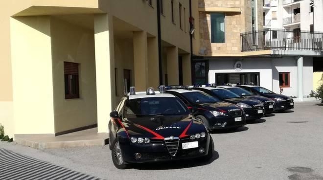 Carabinieri di Senise